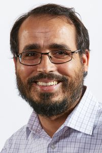 head shot of Elkafi Hassini