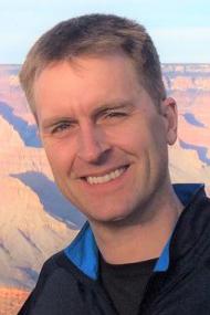 head shot of Matthew Roorda