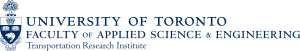 U of T signature University of Toronto Transportation Research Institute