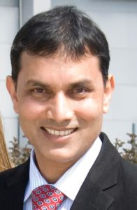Head shot of Sabbir Saiyed
