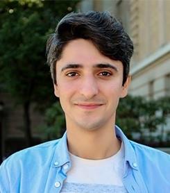 head shot of Kianoush Mousavi
