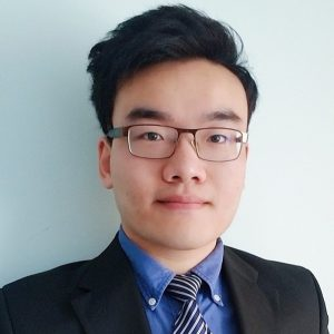 head shot of Shang Zhang